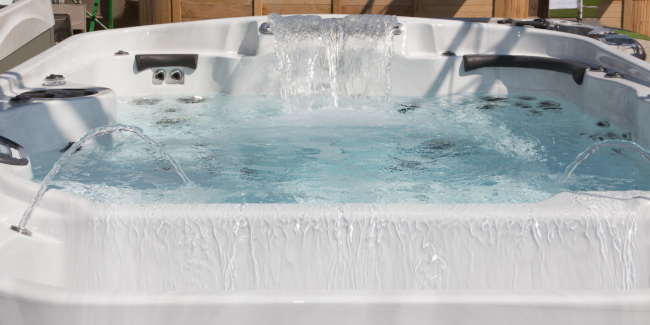 Backyard Spas Provide Comfort and Privacy
