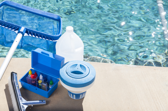 Swimming Pool Equipment for Any Type of Pool