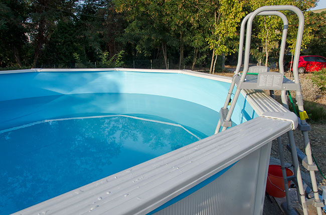 3 Advantages of Above-Ground Swimming Pools