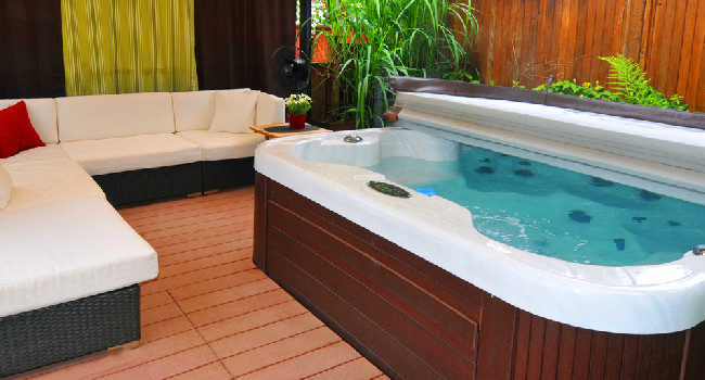 Hot Tubs in Simpsonville, South Carolina