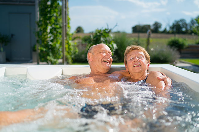 Real Benefits of Hot Tubs & Spas