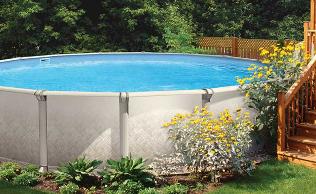 Above-Ground Pools in Simpsonville, South Carolina